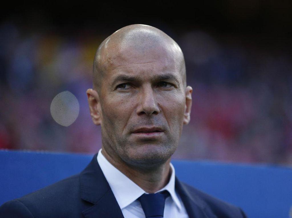 Puja-Puji Zidane untuk Skuat Madrid