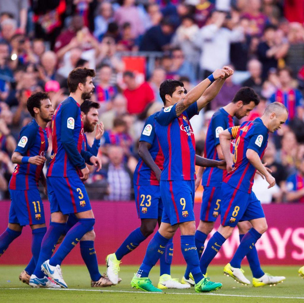 Jika Juara Copa del Rey, Barca Tak Akan Gelar Pesta