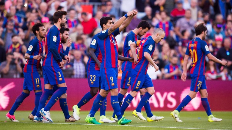 Xavi Harapkan Keajaiban Tenerife agar Barca Jadi Juara