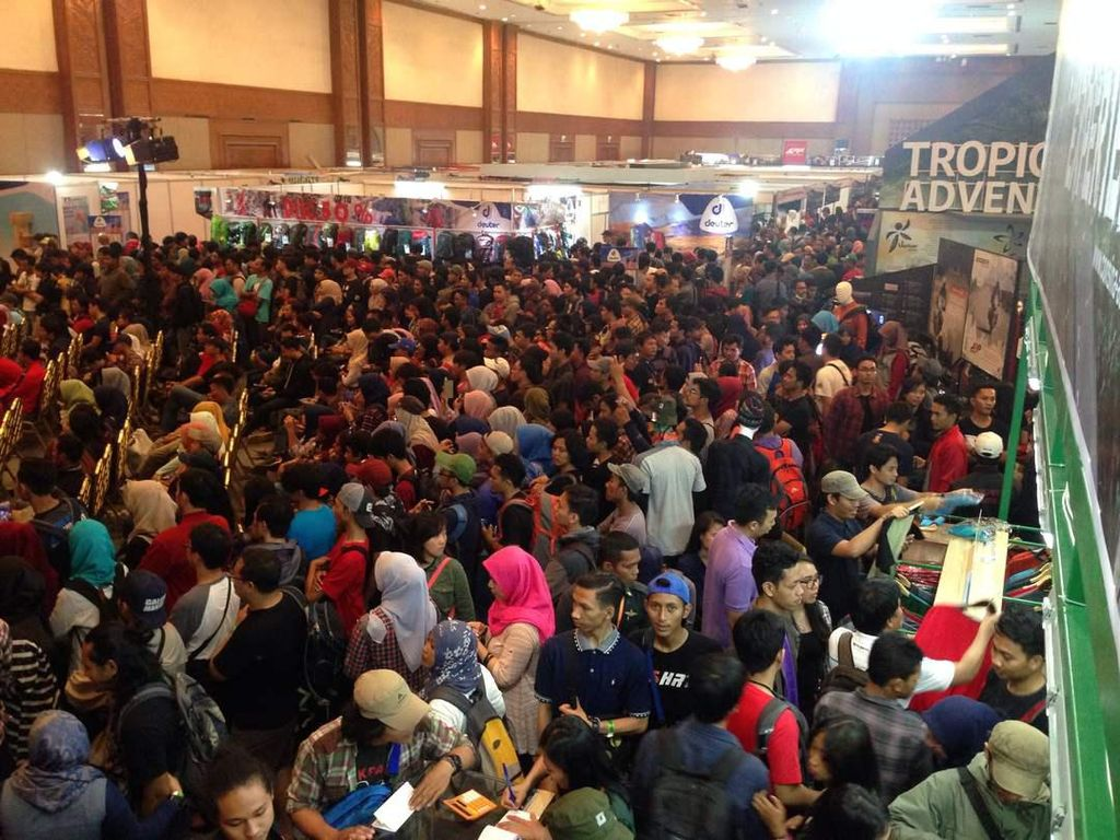 Suka Bertualang? Yuk ke Indofest 2020, Catat Tanggalnya!