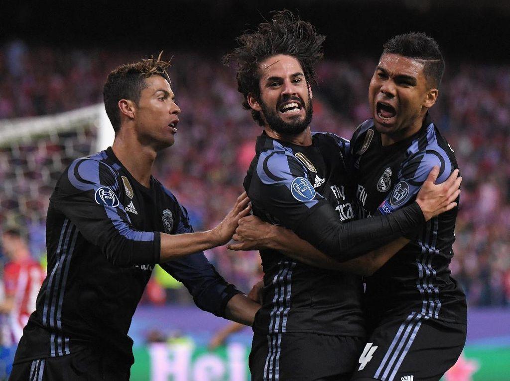 Jangan Cuma Jago di Liga Champions, Madrid Juga Harus Dominasi La Liga