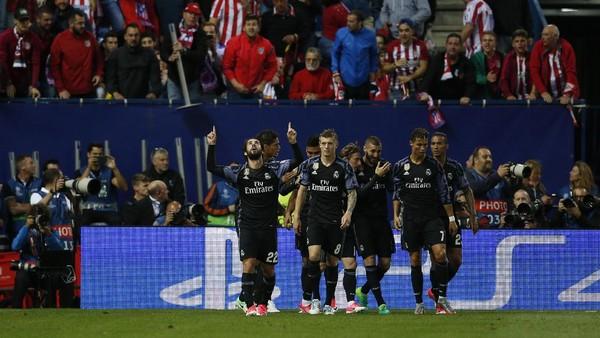 Buah Kesabaran dan Ketenangan Madrid