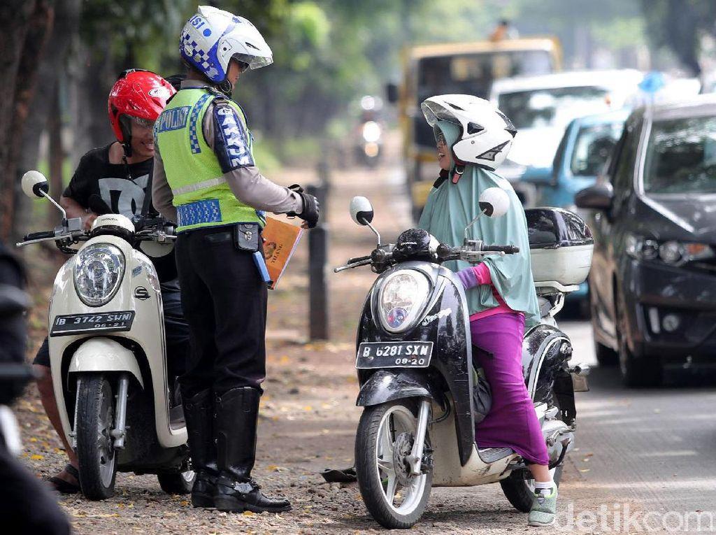 158 Pengendara di Bekasi Kena Tilang di Hari Pertama Operasi Patuh Jaya