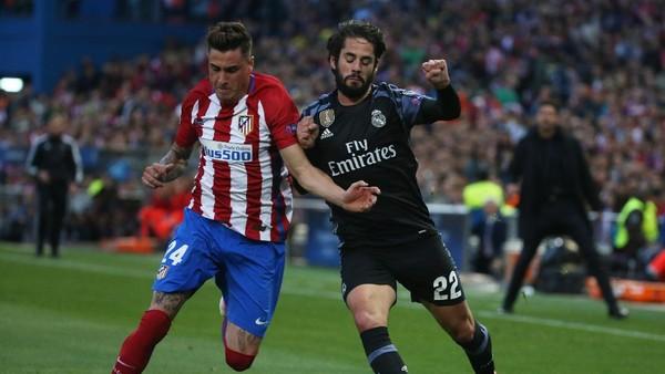 Kalah 1-2 dari Atletico, Madrid Tetap ke Final
