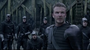 Duh, David Beckham Dinilai Buruk di King Arthur: The Legend of the Sword