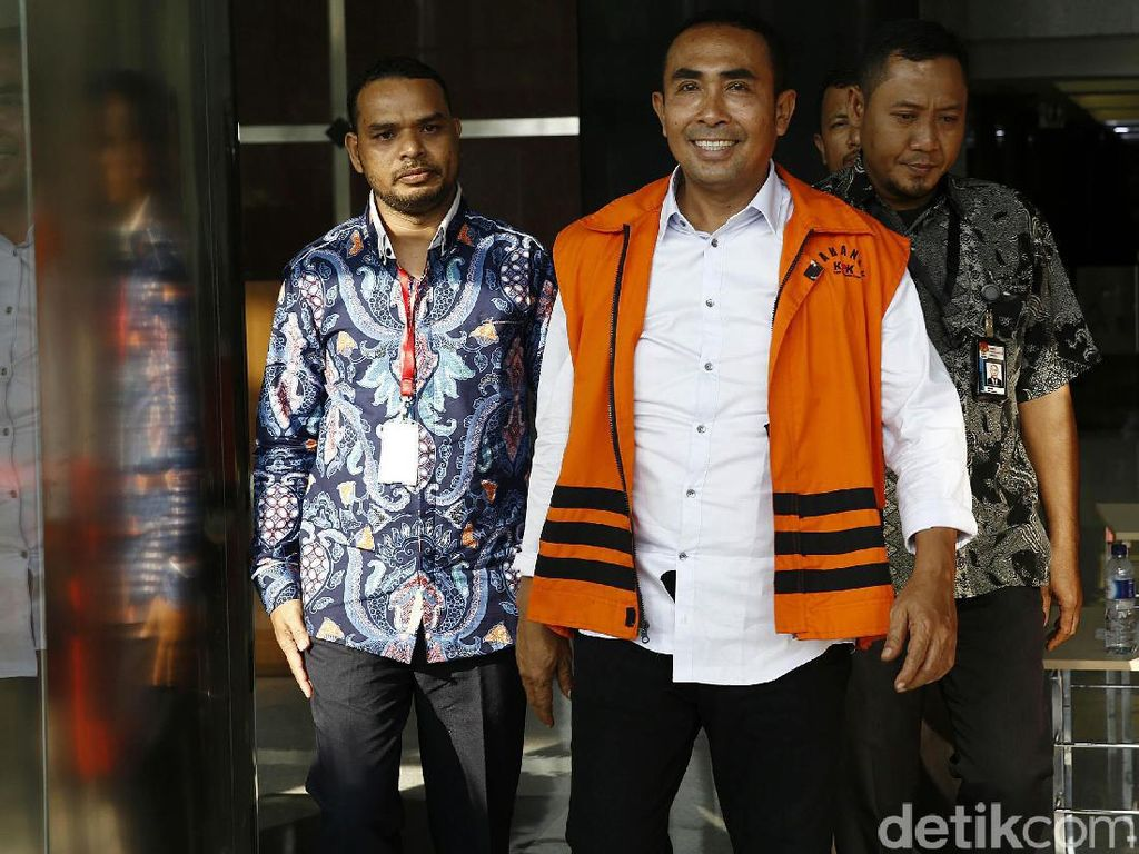 KPK Hormati Pelantikan Samsu Umar Jadi Bupati Buton
