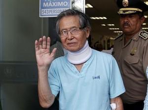 Gangguan Detak Jantung, Eks Presiden Peru Dilarikan ke RS