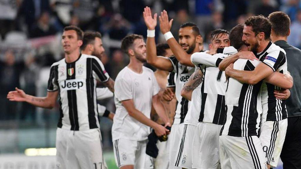 Tak Ada Milan, Berlusconi Dukung Juventus di Final Liga Champions