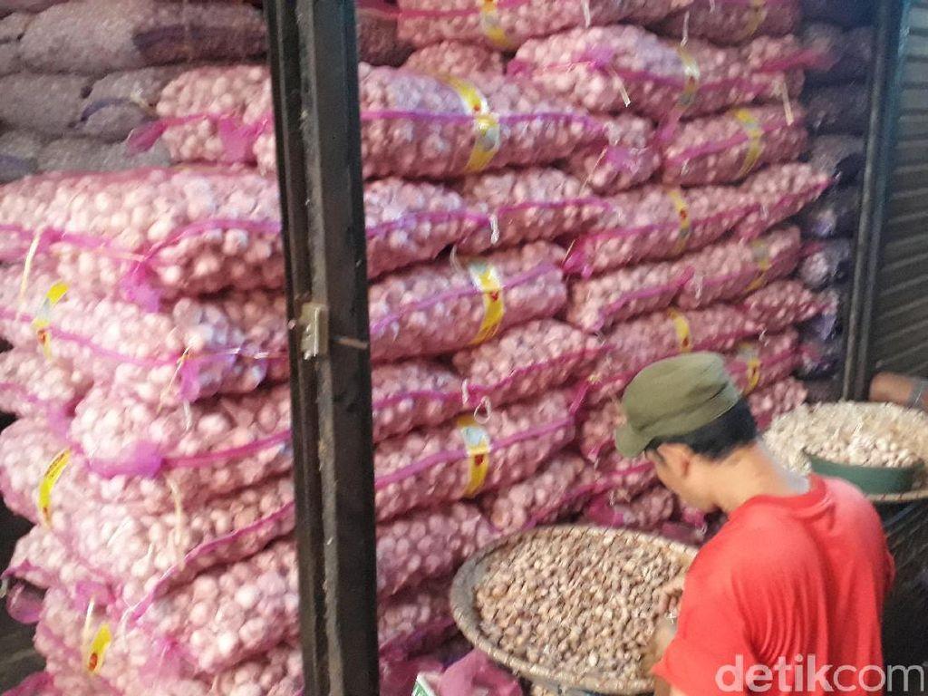 Kementan Ungkap Alasan Importir Tak Ambil Bawang Putih dari India