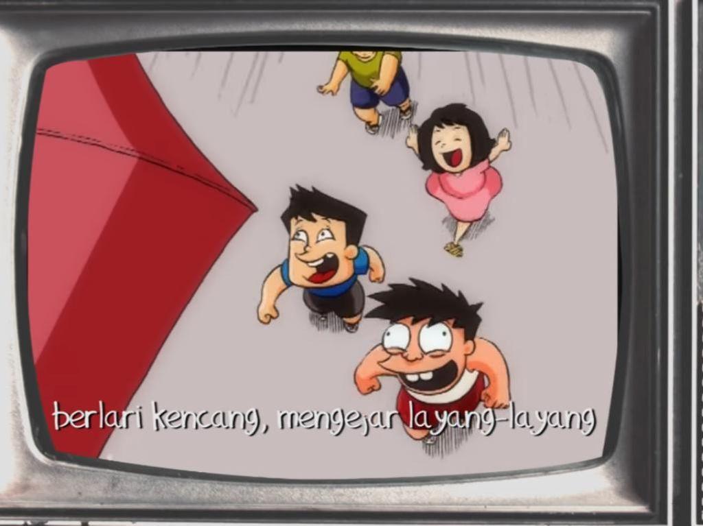 Webtoon Kisah Usil Si Juki Kecil Angkat Cerita Era 90-an