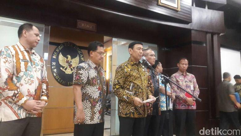 Ini Penjelasan Wiranto Soal Ideologi Khilafah HTI yang Ancam NKRI