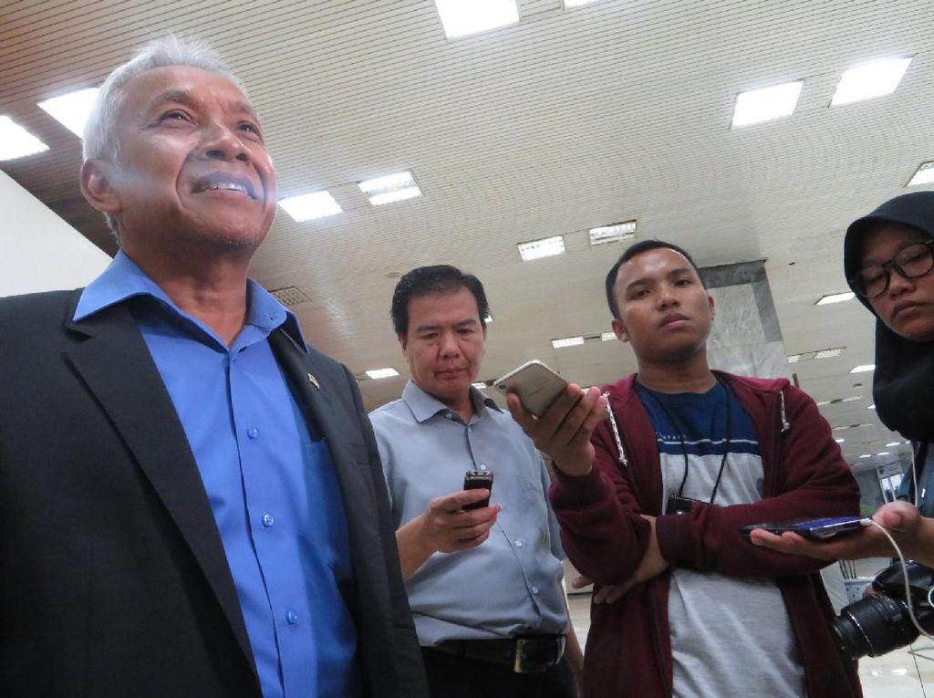 Pimpinan DPR Imbau Aksi Pendukung Ahok Berjalan Teratur