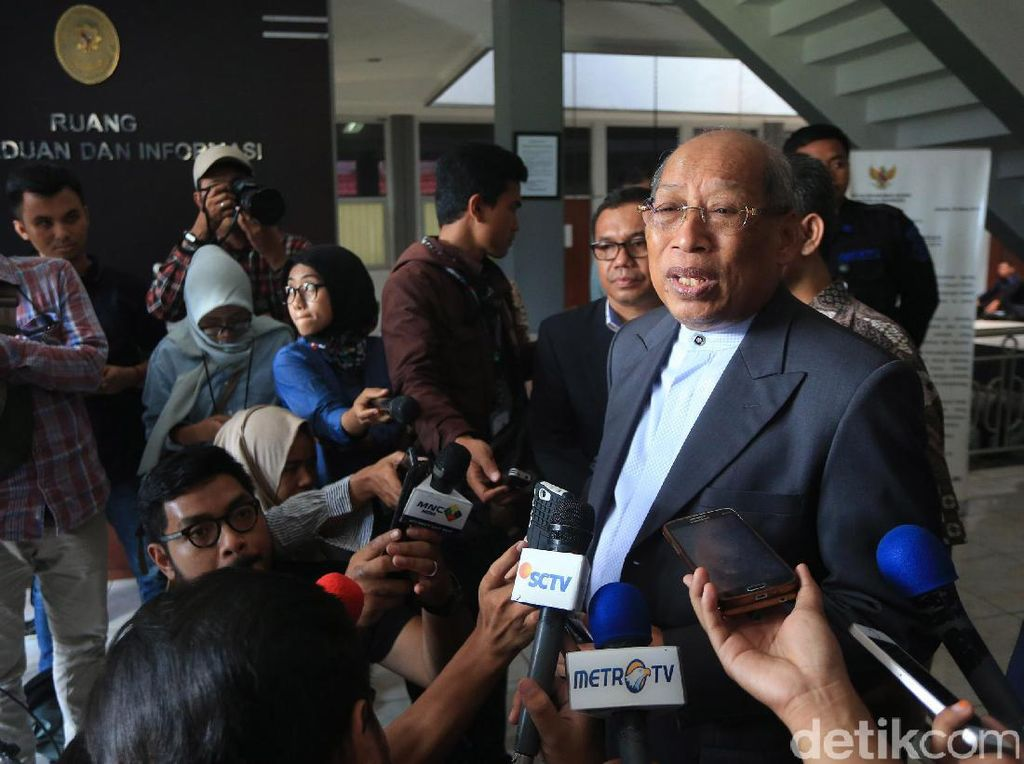 Usai Sidang Perdana di MK, Tim Jokowi: Yakin bin Yakin Menang!