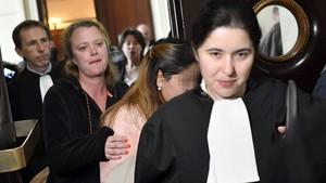 Siksa PRT, 8 Putri Uni Emirat Arab Diadili