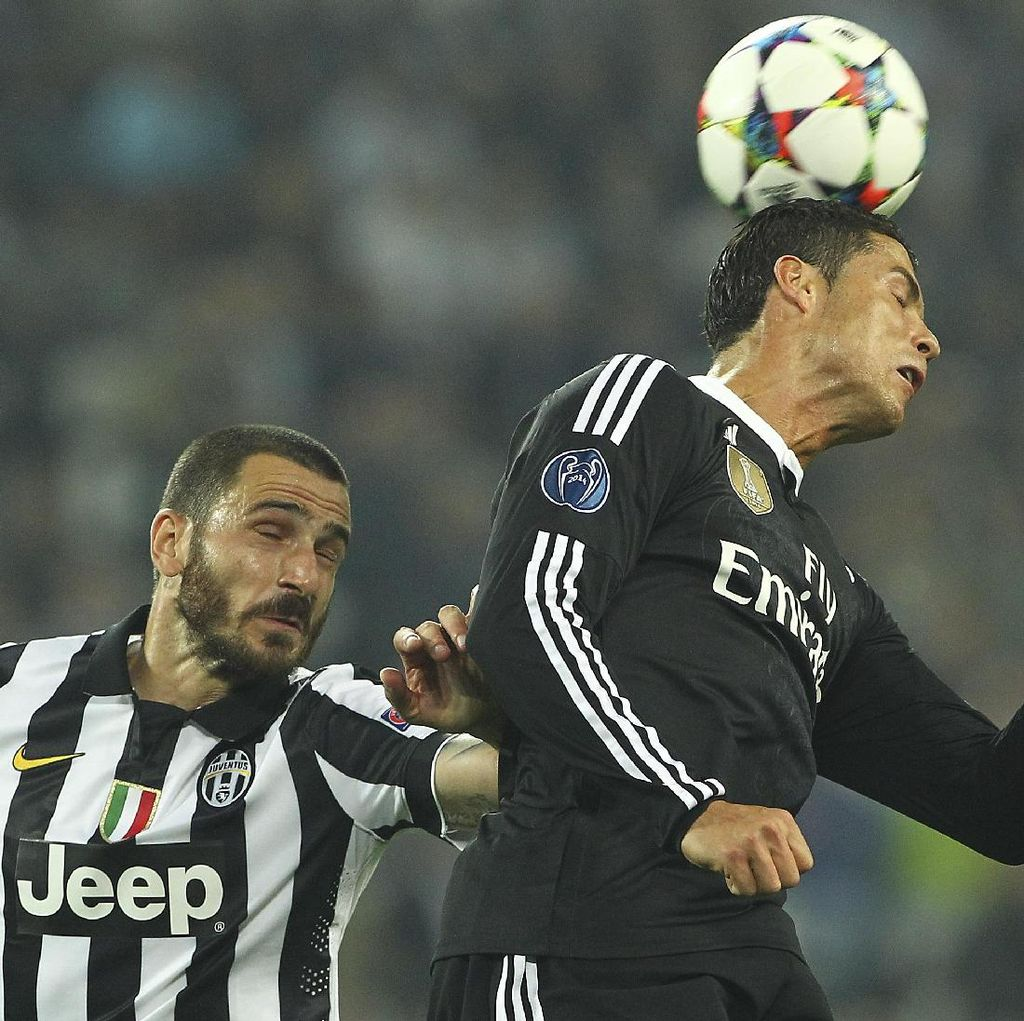 Bonucci Mengaku Lebih Senang Jumpa Madrid daripada Atletico