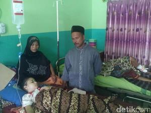 Kisah Nuraini, Penderita Tumor Ganas di Aceh yang Butuh Bantuan