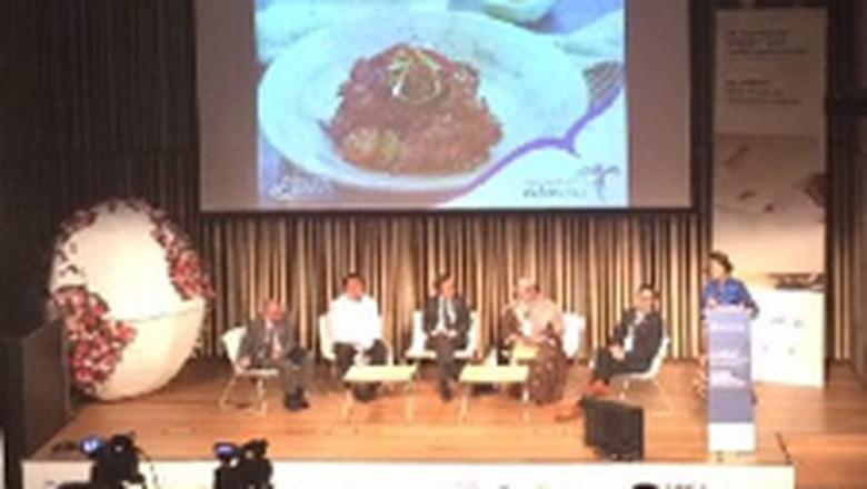 Filosofi Rendang Memikat Di Lembaga Gastronomi Dunia