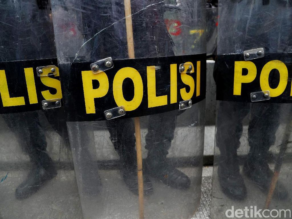 Polri Pindahkan 7 Tersangka Dalang Kerusuhan Papua ke Kaltim