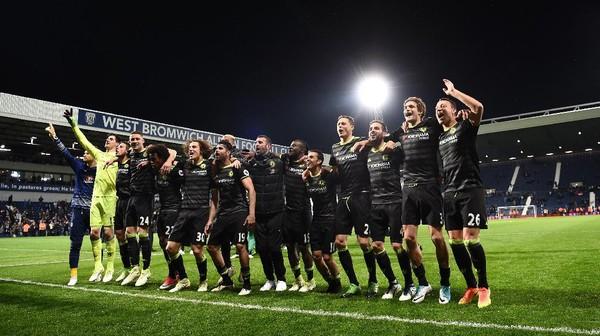 Pesta Kecil di The Hawthorns, Persembahan Chelsea untuk Suporternya