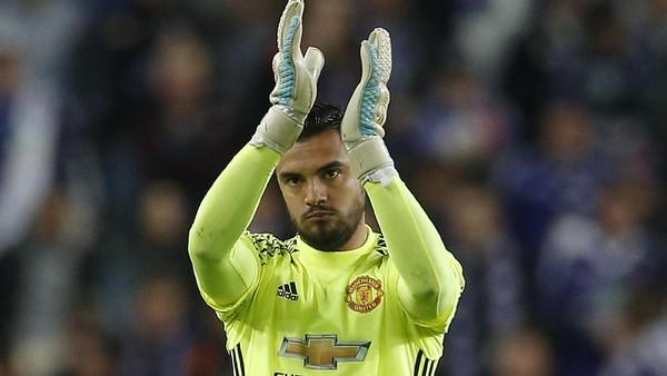 MU Akan Tetap Andalkan Romero di Final Liga Europa