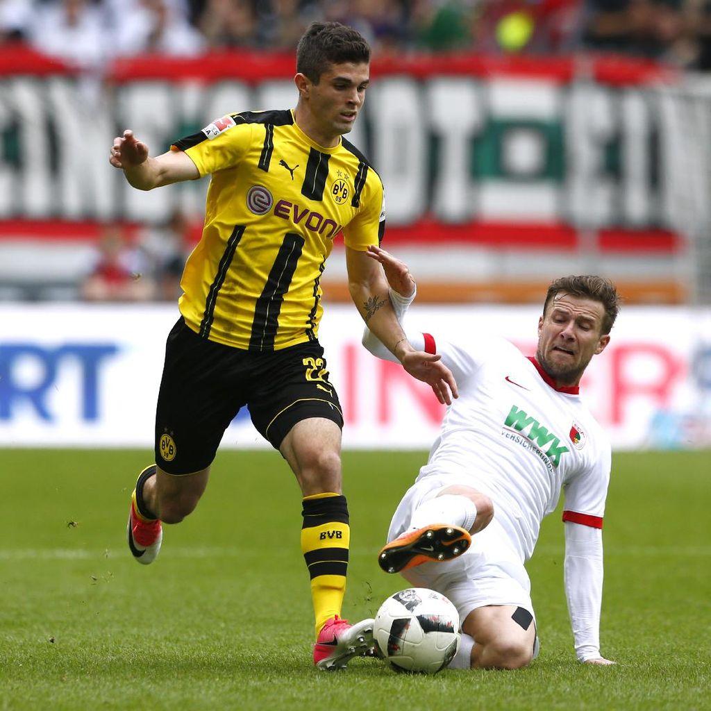 Dortmund Tertahan, Hoffenheim pun Menempel Ketat