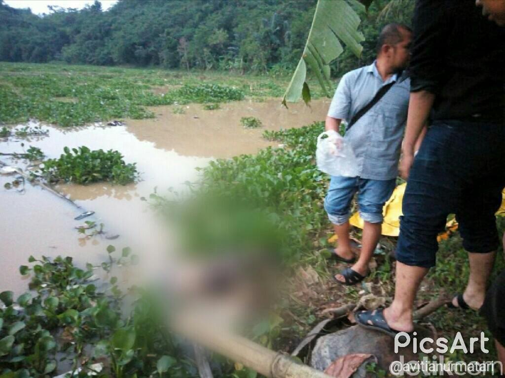 Mayat Pria Ditemukan Mengambang di Genangan Waduk Cirata Ciranjang