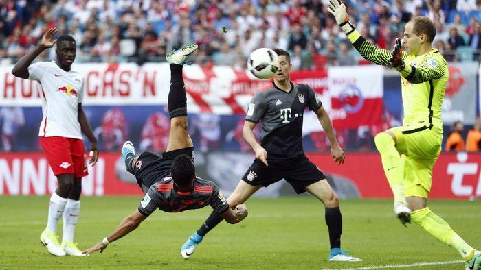 Bayern Munich akan berjumpa RB Leipzig di final DFB-Pokal, akhir pekan ini. (Foto: REUTERS/Hannibal Hanschke)