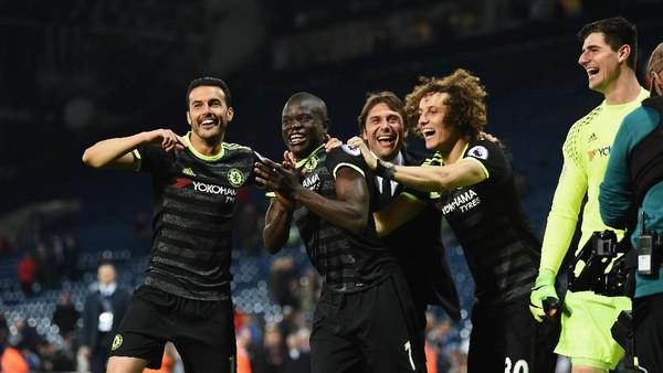 <i>Premier League</i> Sudah, Chelsea Kini Bidik Piala FA