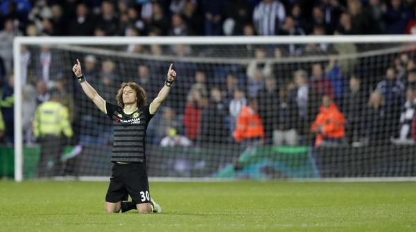 David Luiz Akhirnya Wujudkan Mimpinya