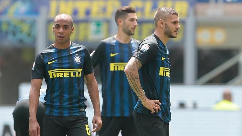 Tak Juga Menang, Kali Ini Inter Dikalahkan Sassuolo 1-2