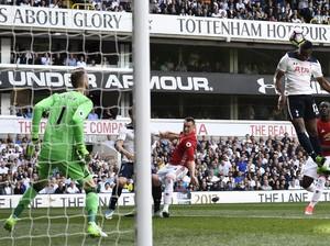 Spurs Ungguli MU 1-0 di Babak Pertama