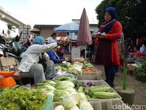 Kemendag Nilai Kenaikan Harga Pangan di Banten Masih Wajar