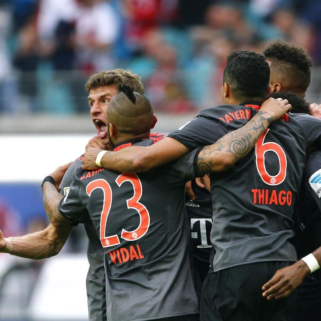 Comeback Gila-gilaan dari Bayern
