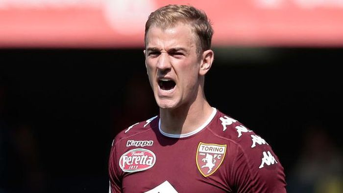 VERONA, ITALY - APRIL 23:  Joe Hart of Torino FC shouts during the Serie A match between AC ChievoVerona and FC Torino at Stadio MarcAntonio Bentegodi on April 23, 2017 in Verona, Italy.  (Photo by Emilio Andreoli/Getty Images)