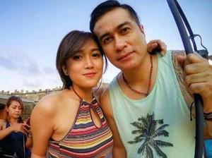 Resmi Menikah, Lihat Kemesraan Adjie Pangestu dan Novita Petria Yuk!