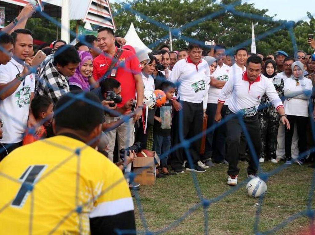 Gala Desa Pertandingkan Enam Cabor