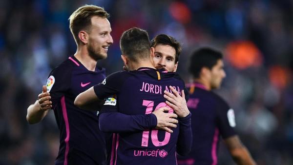 Rakitic: Semoga Madrid Terpeleset Saat Lawan Celta Vigo atau Malaga