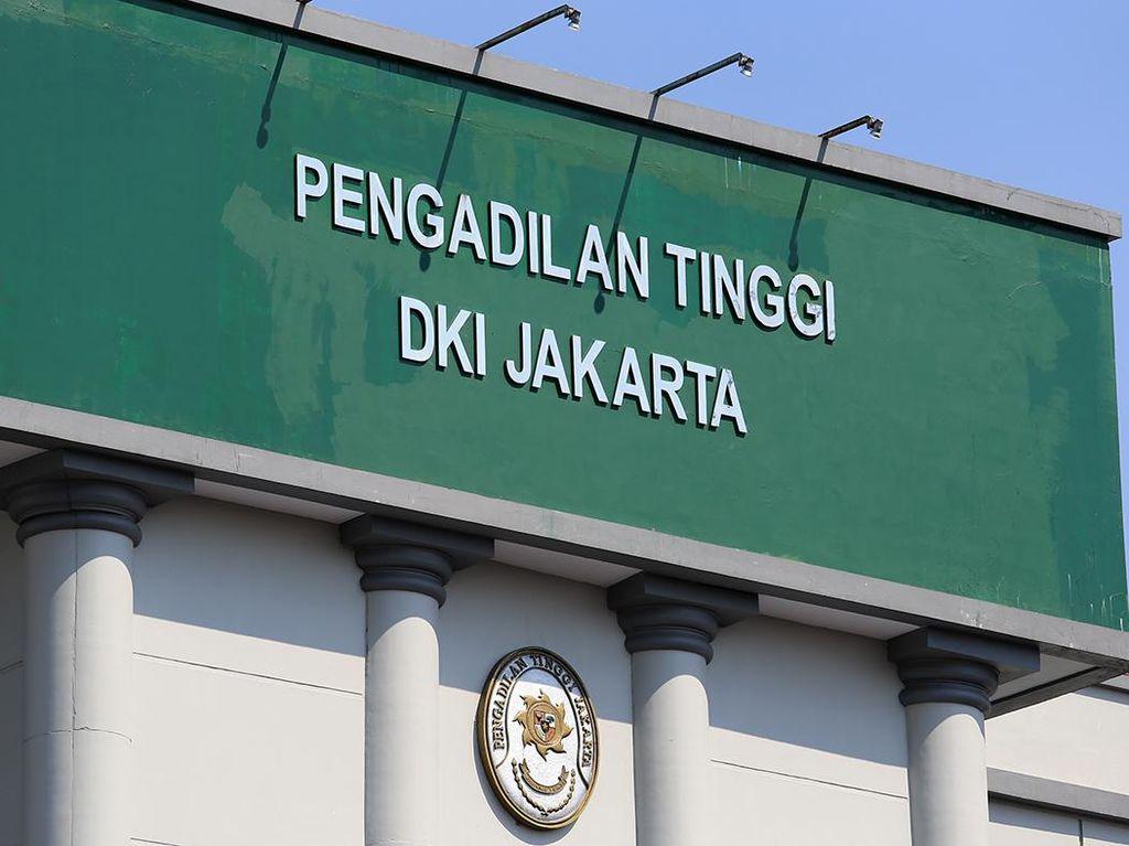 Kasus Suap Impor Bawang, PT DKI Kuatkan Vonis 5 Tahun Bui Elviyanto-Mirawati