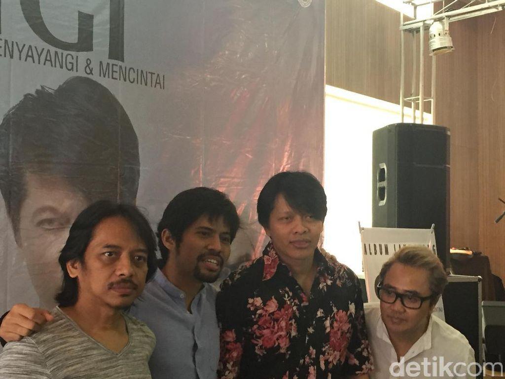 Penampilan Ciamik GIGI All Stars di Love Fest Vol.3
