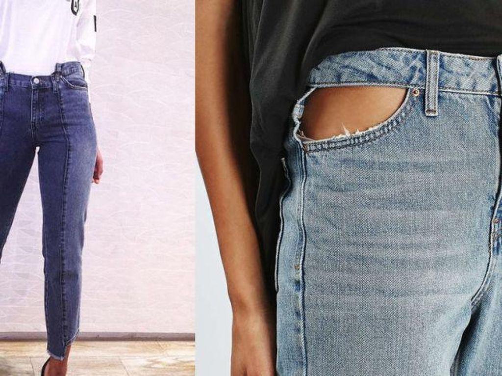 Ternyata Ini Alasan Topshop Rilis Celana Jeans Bolong Hingga Transparan