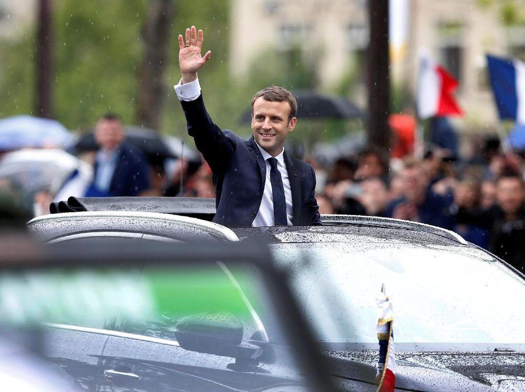 Mobil Presiden Mogok, dari Jokowi Sampai Presiden Prancis
