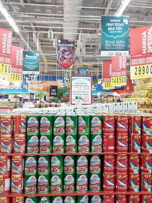 Gratis Produk Setiap Beli Groseri Tertentu di Transmart Carrefour