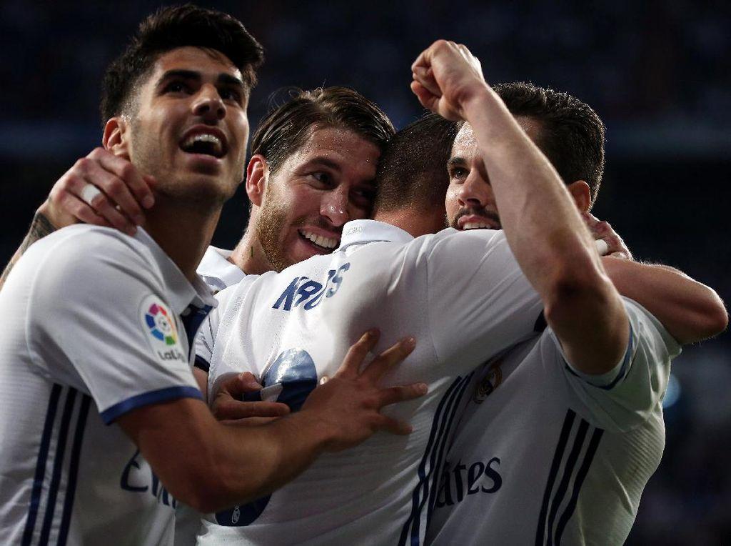 Dua Laga untuk Madrid Ulangi Sukses 1958: Kawinkan Gelar La Liga dan Liga Champions
