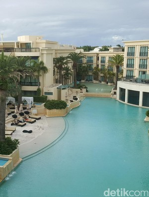 Hotel Termewah Australia Rancangan Versace, Seperti Apa?