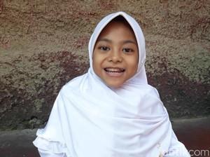 Kayla, Bocah Lumpuh di Kabupaten Bandung yang Sarat Prestasi