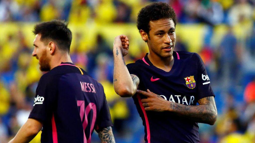 Verratti Diusik Barca, PSG Balas Membidik Neymar