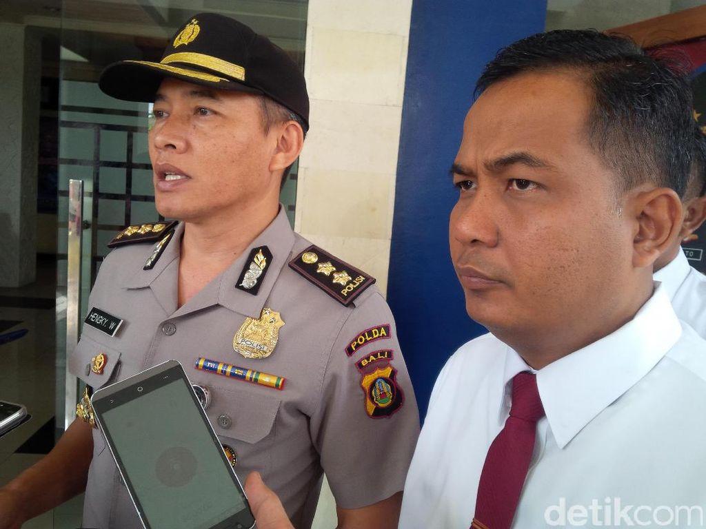 Massa Tanya Perkembangan Kasus Munarman, Ini Jawaban Polda Bali