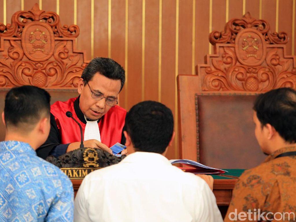 Syafruddin Temenggung Cabut Praperadilan