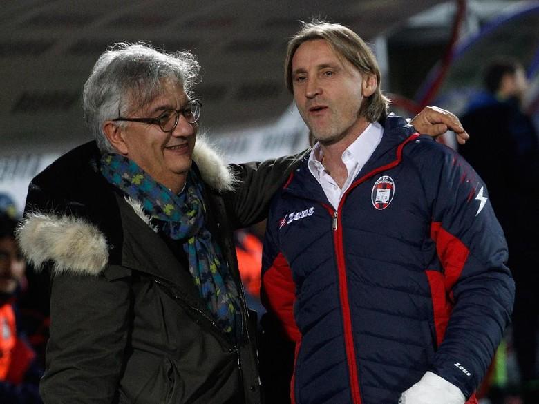 Crotone Berniat Ganggu Pesta Juventus