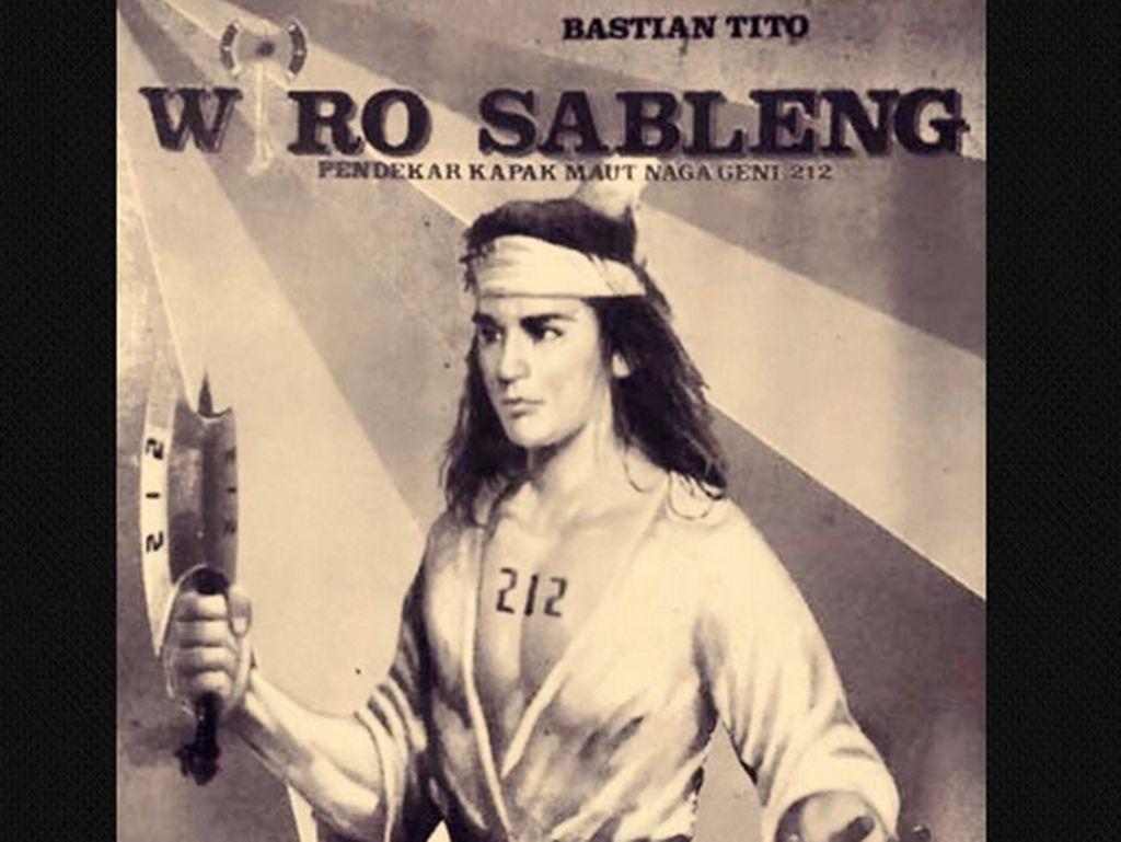 Bastian Tito dan Kisah 212